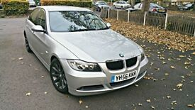 2006 BMW 320D AUTO, FULL SERVICE HISTORY,LONG MOT, 3 OWNERS