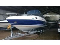 Rinker 232 sports cuddy not Bayliner or maxum