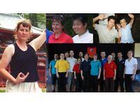 Dayan - Wild Goose Qigong Classes in Teddington with Sifu Jessica Tse