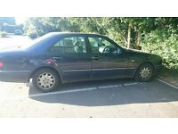 Mercedes E240 for sale for parts or repair