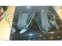Xbox 360 power boxes and leads