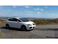 SEAT LEON FR 07 PLATE FOR SALE