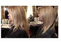 Mobile Hairdresser, No More Split Ends, Ever, High lights the comfort of your own home
