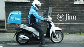 Motorcycle, Scooter & Bicycle Couriers – Immediate Start – Part Time & Full Time