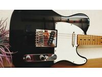 2009 Fender Telecaster with Bare Knuckle Pickups and Hard Case