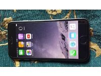 iPhone 6 SPACE GRAY Unlock 16GB Factory Unlock to Any Network