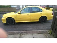 mg zs 2.5 v6 track car sell ..swap