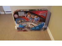 Disney Pixar Cars 3 Ultimate Florida Speedway Track Playset BRAND NEW IN BOX CAN POST