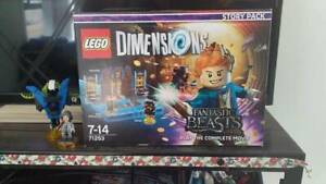 Lego Dimensions Fantastic Beasts Story Pack   2 Mini Figurines