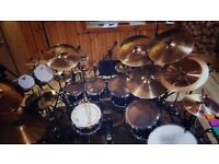 Drummer looking for a technical death metal or progressive metal band.