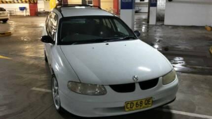 LAST DAY!! 1997 Holden Commodore Wagon Bondi Beach Eastern Suburbs Preview
