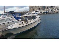 Sea star 23 sport fisher