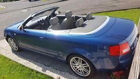 Audi a4 soft top