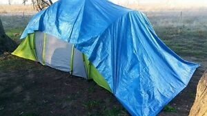 6 person 3 rooms tent Guyra Guyra Area Preview