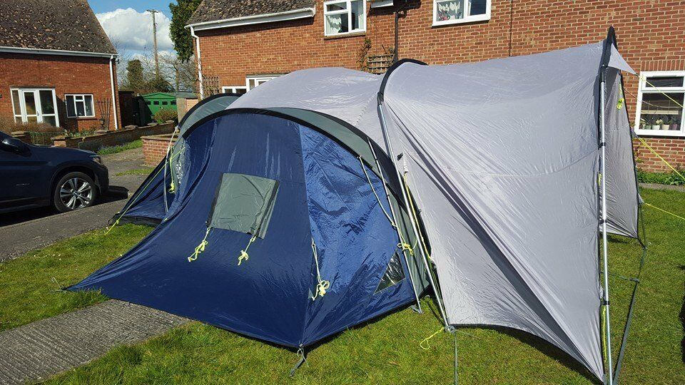 outwell triple falls 6 man tent & outwell triple falls 6 man tent | in Thame Oxfordshire | Gumtree