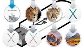 Mac OS X AIO Installer Bootable USB