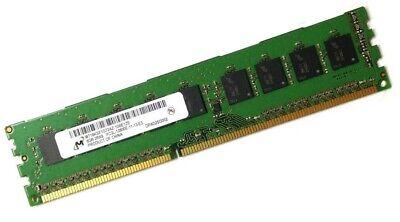 8GB DDR3 ECC Unbuffered RAM UDIMM PC3L-12800E 1600MHz komp PC3-12800E PC3-10600E