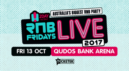 RNB FRIDAYS LIVE Sydney