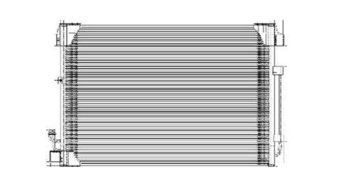 A//C Condenser TYC 3390