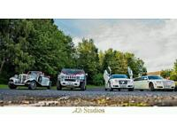 Wedding cars and limos hire