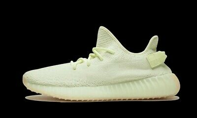 """Adidas Yeezy Boost 350 V2 """"Butter"""" UK Size 7 NEW"""