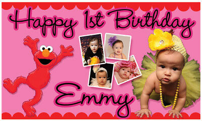 Baby Elmo Party Decorations (Elmo - 21