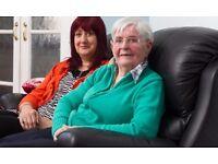Volunteer for supporting isolated older people as befrienders