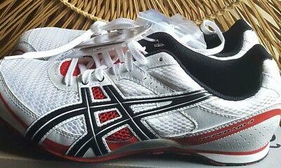 Aesics mens track running shoes
