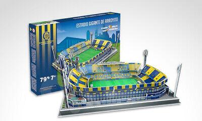 ORIGINAL NANOSTAD 3D PUZZLE MODEL ROSARIO CENTRAL STADIUM - GIGANTE DE ARROYITO comprar usado  Enviando para Brazil