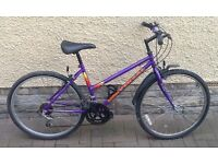 "Bike/Bicycle.LADIES UNIVERSAL "" HIGHWAY "" MOUNTAIN BIKE"