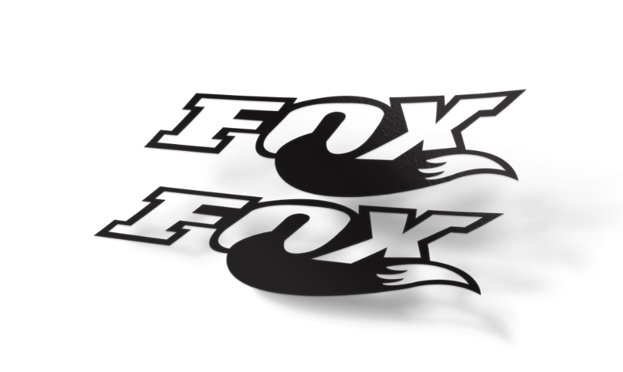 FOX RACING Decal, Vinyl Stickers  (BUY 1 GET 2) FREE SHIPPING