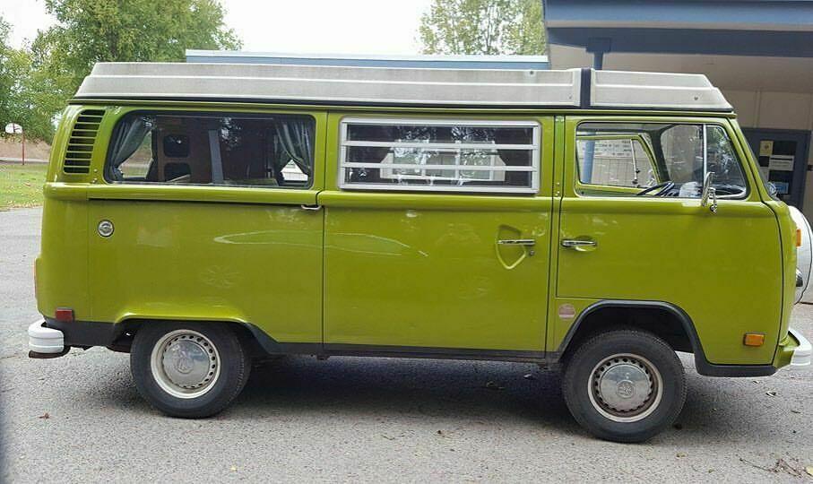 1979 Volkswagen Westfalia Bus, Runs AMAZING!