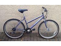 "Bike/Bicycle. LADIES AUBURN "" SEVILLE "" MOUNTAIN BIKE"