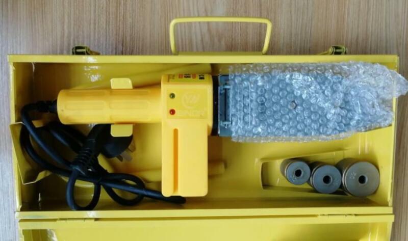 The Weldy Foiler Plastic Welder Hot Air Welder Machine  Welding Width