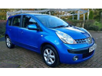 *ONLY 37K MILES* NISSAN NOTE SE 5 door - FULL SERVICE HISTORY