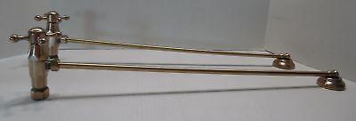Universal Lavatory Supply Kit (Mountain Plumbing MT4931X‑NL‑PVDBB Universal Lavatory Supply Kit Brushed Bronze )