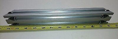 8020 Inc. T-slot Aluminum Extrusion 10 Series Pn2567 12 Length X 2 Width New