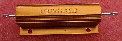 0.1 Ohm 100 Watt Resistor For Dummy Load 1pc Per Lot