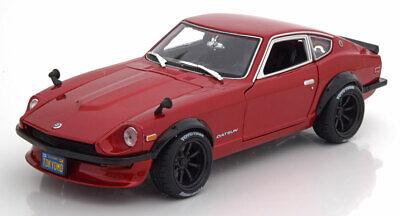 DATSUN 240Z 1971 TOKYO MODE 1:18 SCALE DIECAST MODEL VERY RARE COLLECTORS PIECE