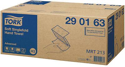 TORK Papierhandtücher Advanced Zick-Zack-Falzung 2-lagig -  Art. Nr: 290163