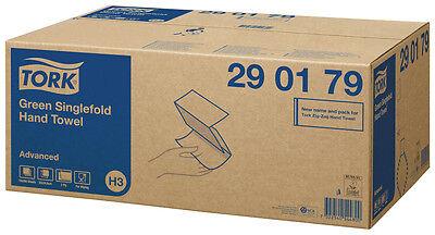 3750 TORK Papierhandtücher Advanced Zick-Zack-Falzung 2-lagig - 290179