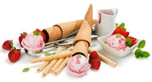 Buy Ice Cream Store Supplies Online.  Free Shipping Across Canada for orders over CAD $199