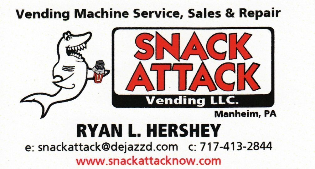 Snack Attack Vending LLC
