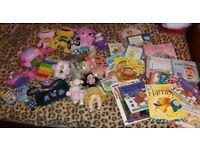 Toddler/kids toys & books