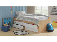 Collection Ultimate Storage Cabin Bed Frame