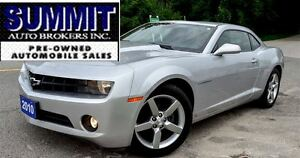2010 Chevrolet Camaro LT2 | MANUAL | LEATHER | POWER SEATS