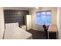 city centre flat share double room to let B15 2EH