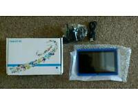 7 inch android tablet with Google play brand new
