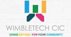 WIMBLETECH CIC seeks: 'Events Specialist'