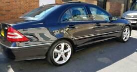 Mercedes c320 cdi 7-G TRONIC